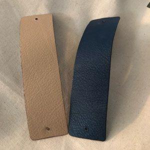 Brighton Christo wide cuff straps